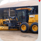 Earthmoving trucks